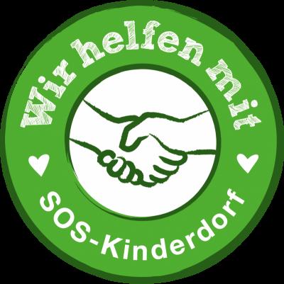 Wir unterstützen das SOS-Kinderdorf Worpswede