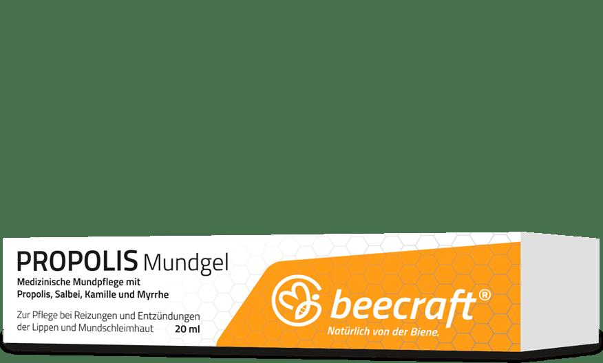 Propolis Mundgel